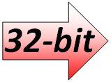 Pobranie aplikacji w wersji 32-bit