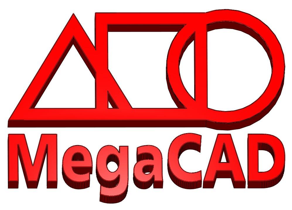 MegaCAD - parametryzowany CAD 2D i 3D