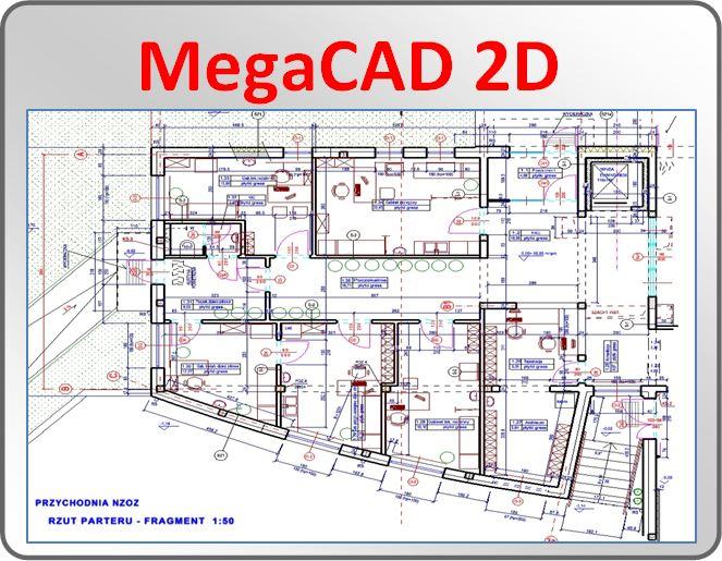 MegaCad 2d