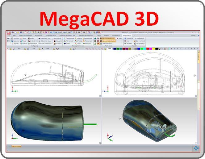 MegaCad 3d