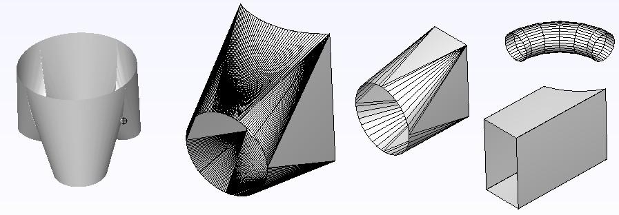 Parametryzowane elementy rozwijalne